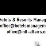 Hotels management